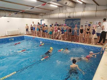 Úszás: jól sikerült a kerületi Diákolimpia